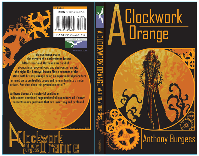 a comprehensive analysis of the film and book versions of a clockwork orange A clockwork orange is a dystopian satirical black comedy novel by the book is partially written in a russian the film and burgess' own stage version.