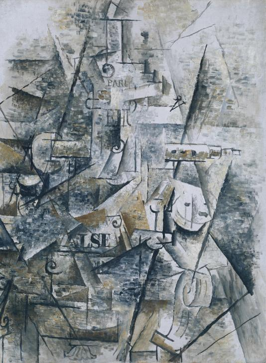 Georges Braque (1) [Clarinet and bottle of rum on mantelpiece].jpg