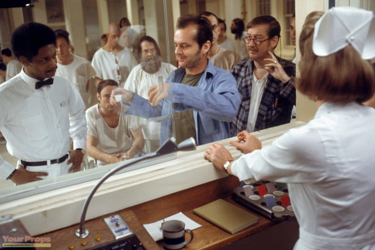p research workflow comments one flew over the cuckoo s nest nurse ratched s cap 5 jpg