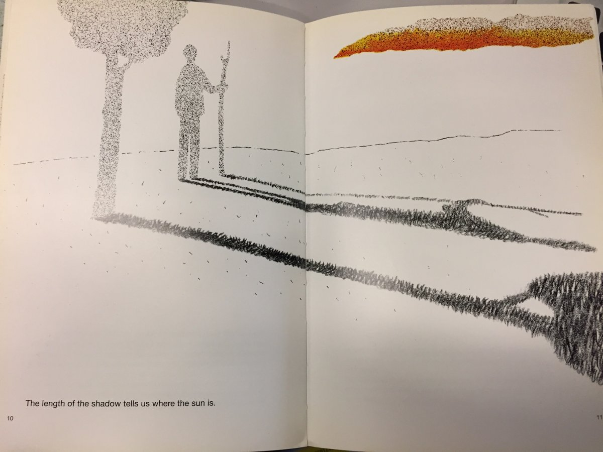 A drawing from 'Drawing The Sun' 2