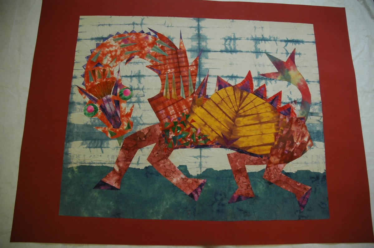 9001129 Fantasy Creatures Tie-Dyenosaur Collage.JPG