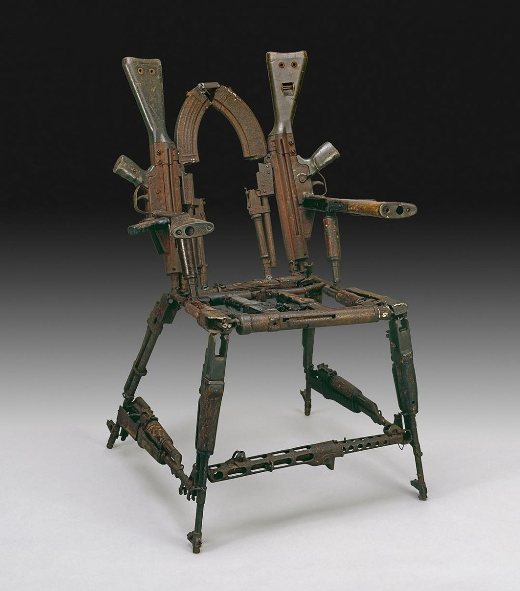 Throne of Weapons, Kester Canhavato, 2001 @britishmuseum.jpg