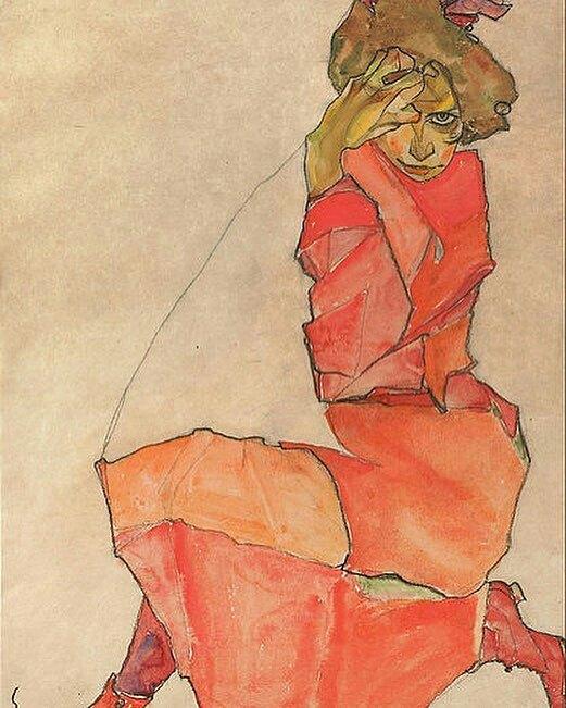 Egon Schiele @alexanderschwarzart.jpg