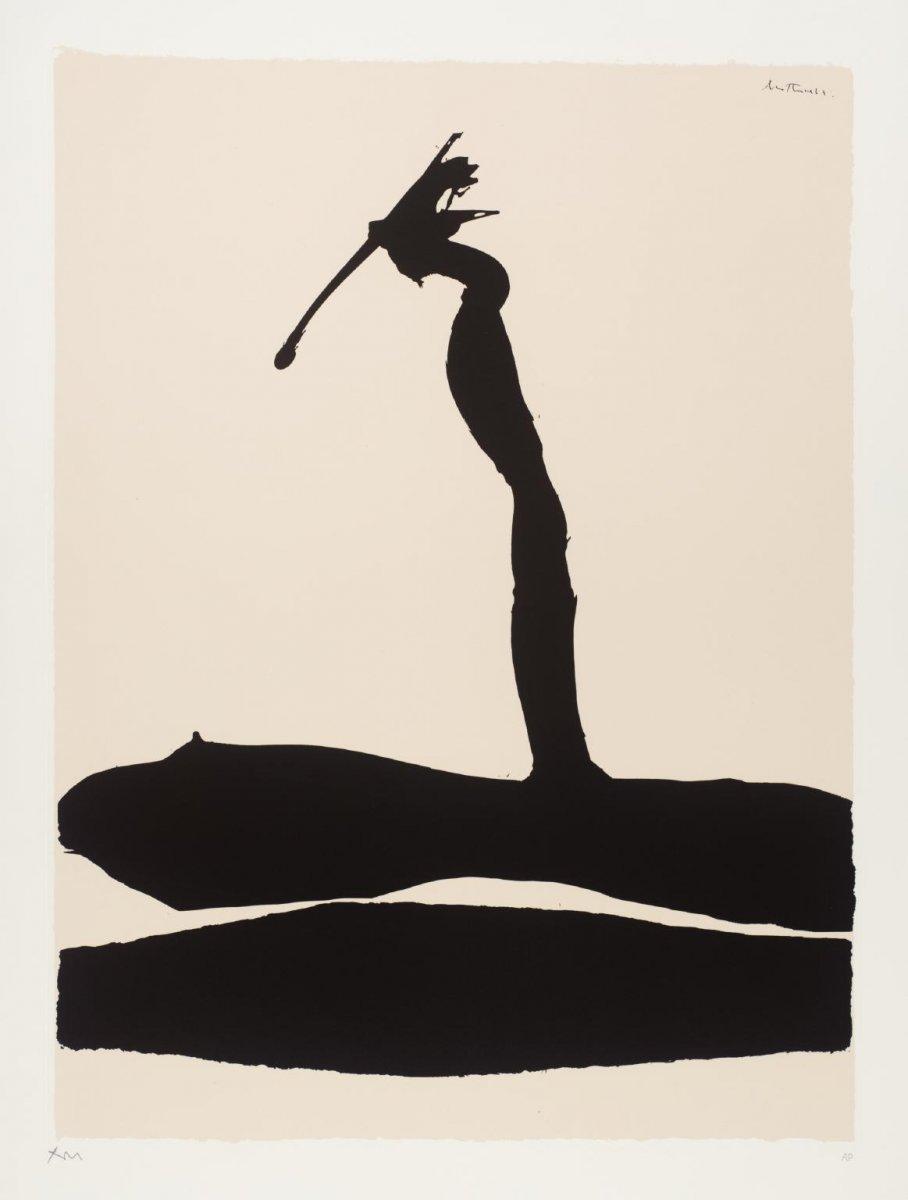gcd   Africa 4, Robert Motherwell, 1970, tate.jpg.1