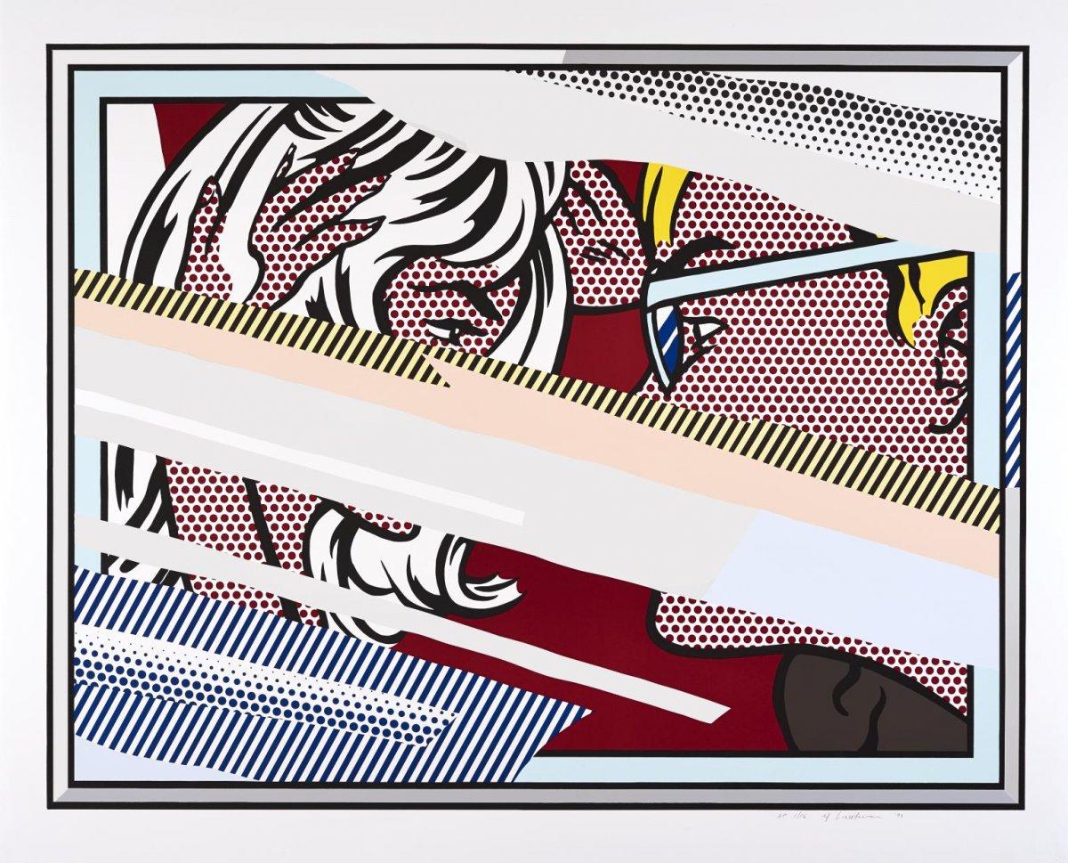 Reflections on ConversationRoy Lichtenstein, 1990, tate.jpg.1