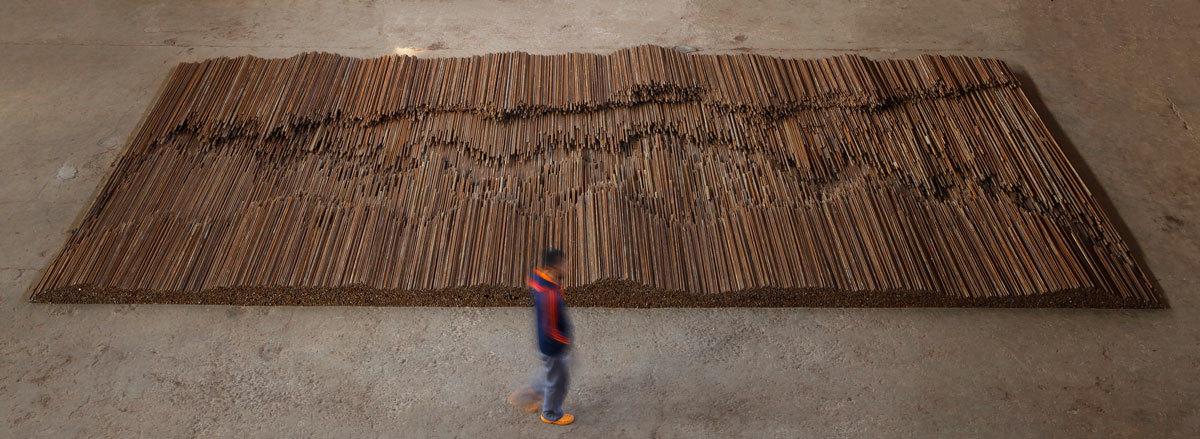 Straight, Ai Weiwei, 2008-12.jpg