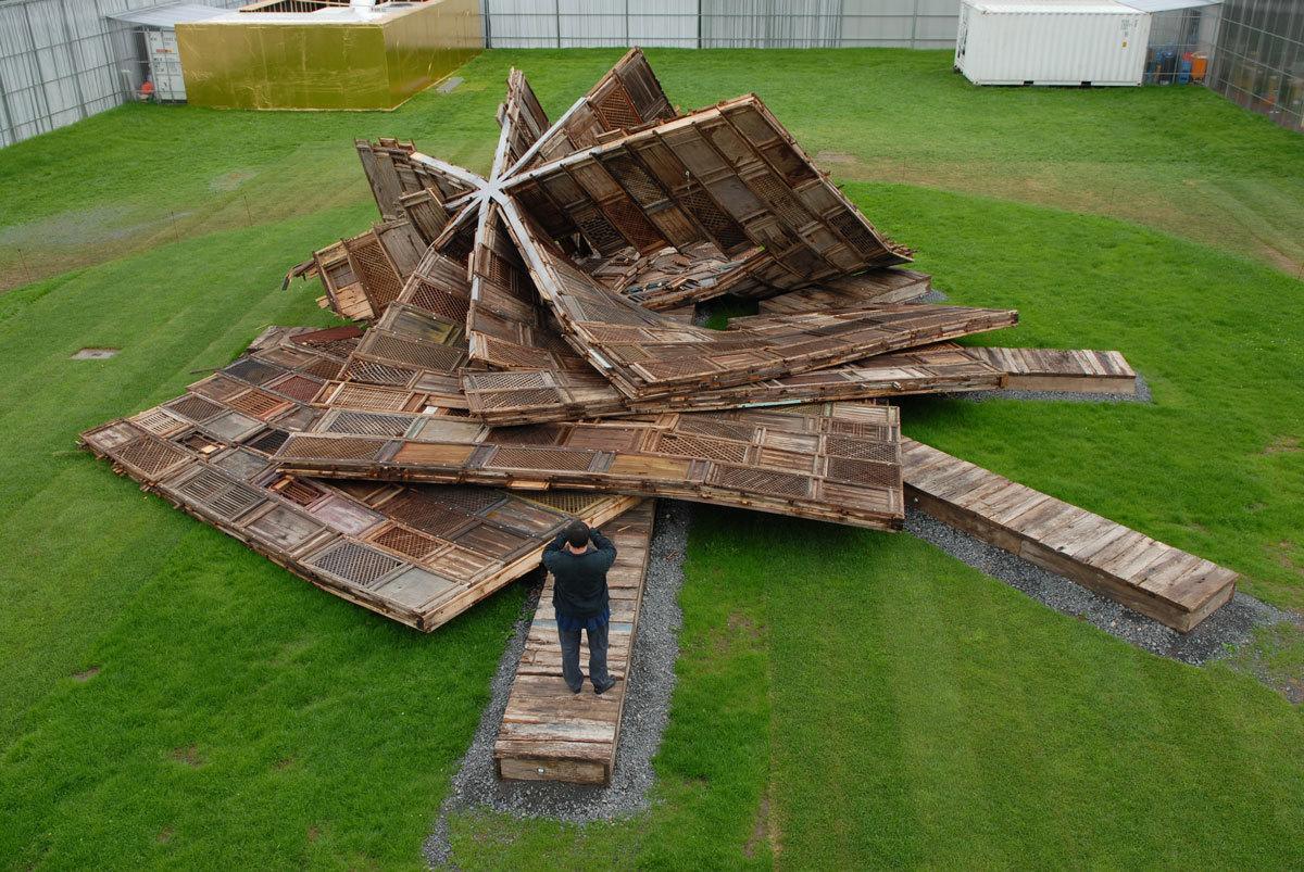 Template, Ai Weiwei, 2007.jpg