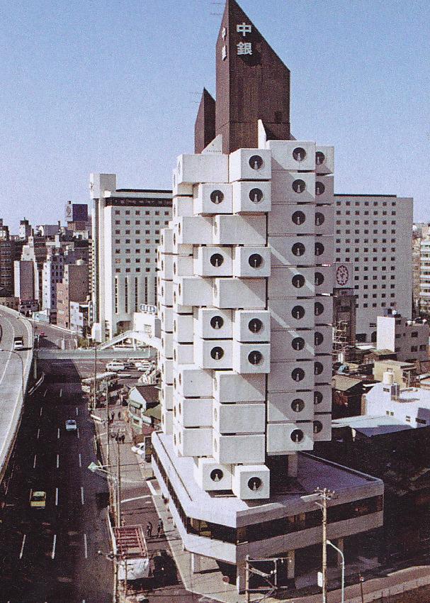 Nakagin capsule tower.jpg