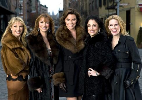 the Real Housewives of NYC wear Real Fur.jpg