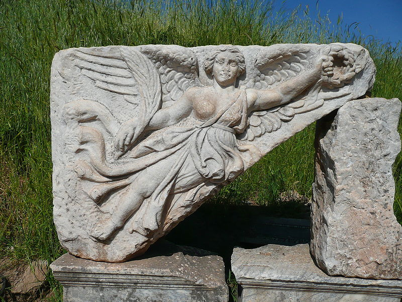 800px-Goddess_Nike_at_Ephesus,_Turkey.JPG